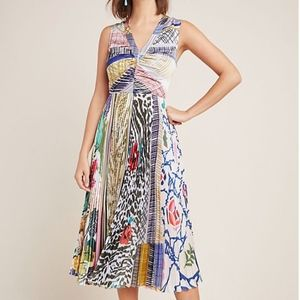 Anthropologie Geisha Designs Jacinta Dress NWT